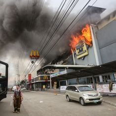 Philippines: 37 feared dead as fire engulfs shopping mall in Davao city