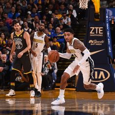 NBA: Nuggets beat Raptors to win battle of conference leaders, Lakers, Cavs slump to losses