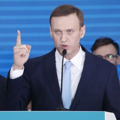 Russia: Opposition leader Alexey Navalny nominated for presidency, to run against Vladimir Putin
