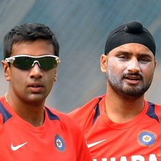 There's no jealousy: Former India spinner Harbhajan Singh downplays alleged rivalry with R Ashwin