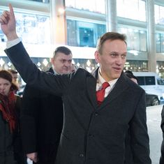Russian election commission bars Putin critic Alexei Navalny from contesting polls