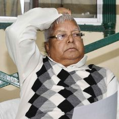 RJD disrupts Bihar Assembly, questions CBI case against Lalu Prasad Yadav in hotel tender case