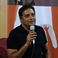 Karnataka polls: BJP is like cancer, Congress and JD(S) are cold and cough, says actor Prakash Raj