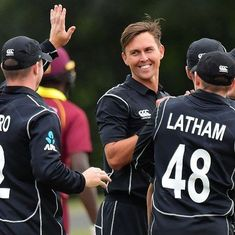 Trent Boult's early blitz condemns West Indies to series defeat in New Zealand