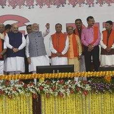 The big news: Vijay Rupani sworn in as Gujarat chief minister, and nine other top stories