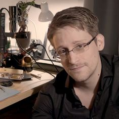 Journalist who exposed Aadhaar data breach deserves an award, not investigation, says Edward Snowden