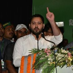 Bihar: RJD will support JD(U) if Nitish Kumar retires from politics, says Tejashwi Yadav