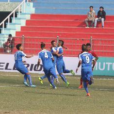 I-League: Nongdamba Naorem's goal isn't the only highlight of Arrows' win over Lajong