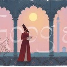 Google celebrates poet Mirza Ghalib's 220th birth anniversary with a doodle