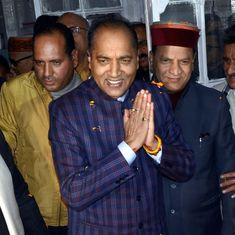 Himachal Pradesh government to withdraw 'politically motivated cases' filed by Congress