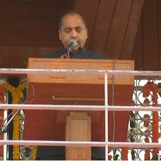 The big news: Jairam Thakur sworn in as Himachal Pradesh chief minister, and nine other top stories