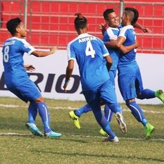 Watch: Nongdamba Naorem's stunning solo goal for Indian Arrows draws Messi comparisons