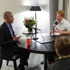 Make sure online biases don't split society, Obama tells world leaders in interview to Prince Harry