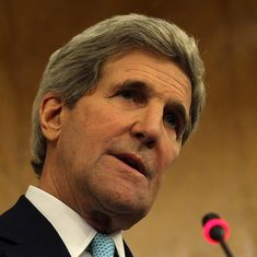Israel condemns John Kerry's statement that its settlement policy was 'jeopardising peace'