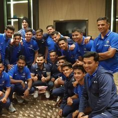 'Believe that you can get the job done,' Kohli tells India U-19 side ahead of World Cup