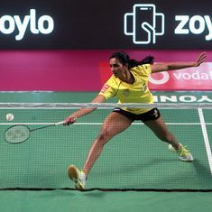 PBL: Sindhu's double wins, Prannoy's first loss in 11 matches helps Chennai beat Ahmedabad