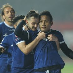 ISL: Jeje Lalpekhlua powers Chennaiyin FC to 1-0 win over Jamshedpur FC