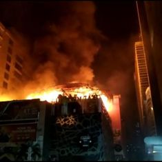 Mumbai: 14 dead as fire breaks out at a building in Kamala Mills compound, many injured