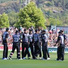 Seth Rance stars on debut as New Zealand romp to 47-run win against West Indies in 1st T20I