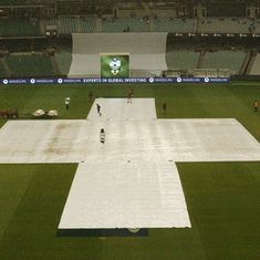 England's hopes of a consolation win fade after rain wreaks havoc at MCG on day four