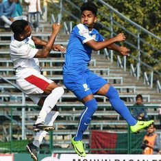I-League: Profligate Mohun Bagan held by 10-man Indian Arrows