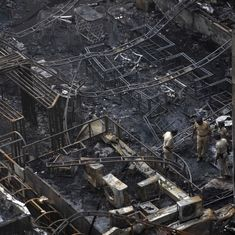 Kamala Mills fire: Hotelier Vishal Kariya arrested, police say he sheltered the owners of 1Above