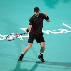 Andy Murray loses to Bautista Agut on his return from five-month injury layoff