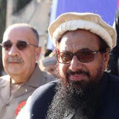 Lahore High Court asks Pakistani authorities to stop 'harassing' Jamaat-ud-Dawa chief Hafiz Saeed
