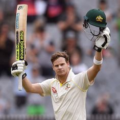 'I just love batting': Indomitable Steve Smith has no plans of letting up in Sydney Test