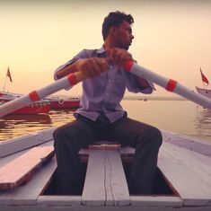 Watch: This duo pays a tribute to Varanasi's uniqueness with electronic music and funky visuals