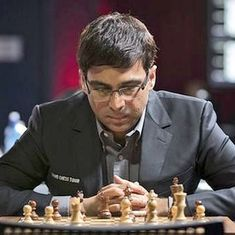 Two days after bagging Rapid gold, Viswanathan Anand bags bronze in World Blitz Championship