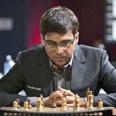 Norway Chess: Viswanathan Anand outsmarts Sergey Karjakin to finish joint-second