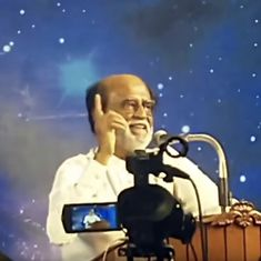 'Politics joins Rajinikanth': Twitter users cheer actor's decision to form a party
