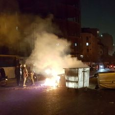 Iran: Two anti-government protestors killed and dozens detained, authorities warn of 'iron fist'