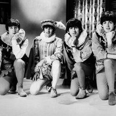 Songs for the New Year: Winding down and revving up with The Beatles and Paul McCartney's Wings