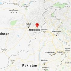 Afghanistan: At least 10 people killed in Jalalabad suicide bombing