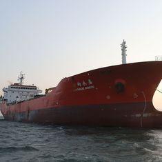 South Korea seizes Panama ship suspected of supplying oil to North Korea despite sanctions: Report
