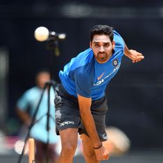 Bhuvneshwar Kumar likely to be ruled out of entire England Test series: Report