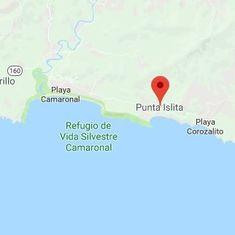 Costa Rica: At least 12 killed in plane crash near Punta Islita beach