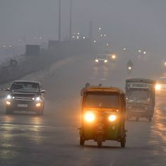 Delhi airport resumes operations after dense fog brought it to a halt for nearly four hours