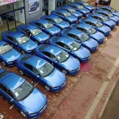 China suspends production of 553 passenger vehicle models that didn't comply with fuel norms