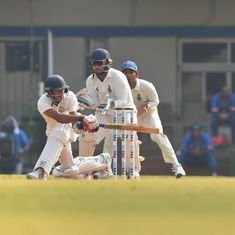 Vidarbha thrash Delhi by 9 wickets to win Ranji Trophy for the first time in history