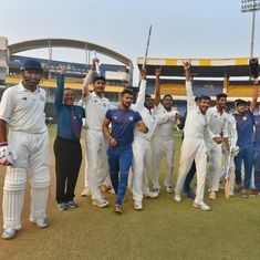 'An incredible journey': Tributes pour in on Twitter for Vidarbha's fairy tale Ranji triumph