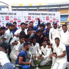 'The win is no less than a fairy tale': Vidarbha captain Faiz Fazal revels in Ranji triumph