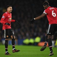 Jesse Lingard stunner helps Manchester United ease past Everton, Liverpool leave it late