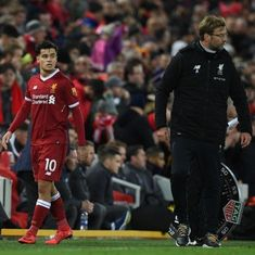 'I couldn't be less interested in anything in the world': Jurgen Klopp brushes away Coutinho rumours