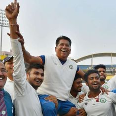 'What would you do with the prize money?': Vidarbha coach was always confident of winning the title