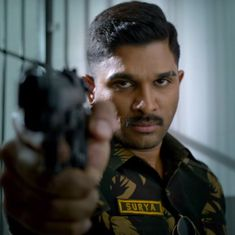 Watch: Allu Arjun as a soldier with anger issues in 'Naa Peru Surya Naa illu India'