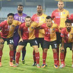 I-League: Dudu smashes four goals as East Bengal crush Chennai 7-1