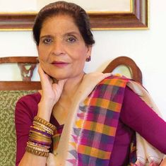 Zubaida Tariq: The grandmother Pakistan turns to for recipes, household tips or just plain comfort